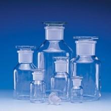 בקבוקי ריאגנט מזכוכית